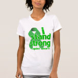 I Stand Strong Against Bile Duct Cancer Tshirts
