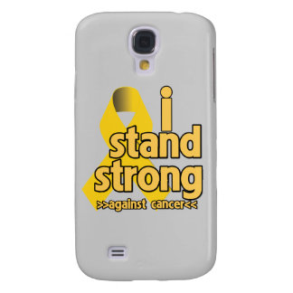 I Stand Strong Against Neuroblastoma Galaxy S4 Cover