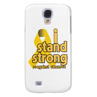 I Stand Strong Against Neuroblastoma Galaxy S4 Covers