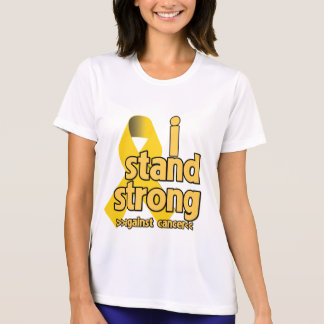 I Stand Strong Against Neuroblastoma Shirts