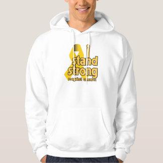I Stand Strong Against Neuroblastoma Sweatshirts