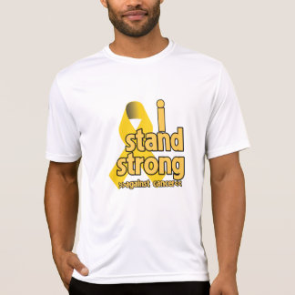 I Stand Strong Against Neuroblastoma Tee Shirt