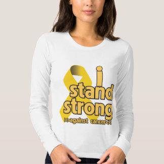 I Stand Strong Against Neuroblastoma Tshirt