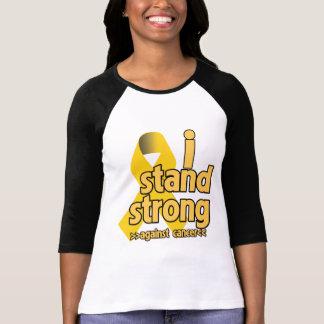 I Stand Strong Against Neuroblastoma Tshirts