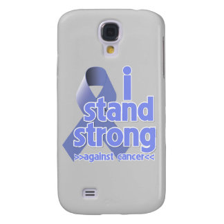 I Stand Strong Against Stomach Cancer Samsung Galaxy S4 Covers