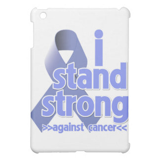 I Stand Strong Against Stomach Cancer iPad Mini Cases