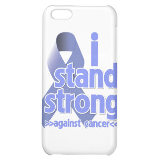 I Stand Strong Against Stomach Cancer Case For iPhone 5C