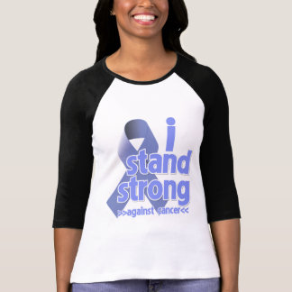 I Stand Strong Against Stomach Cancer Shirt