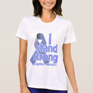 I Stand Strong Against Stomach Cancer T-shirt