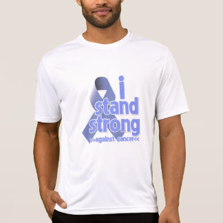 I Stand Strong Against Stomach Cancer Tees