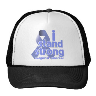I Stand Strong Against Stomach Cancer Trucker Hat