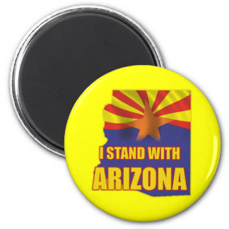 I stand with Arizona Magnet
