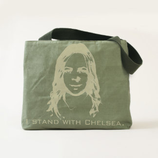 I stand with Chelsea Tote