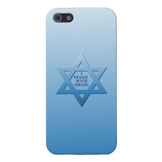 I Stand With Israel Case For iPhone SE/5/5s