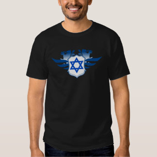 I stand with Israel (Dark) T-Shirt