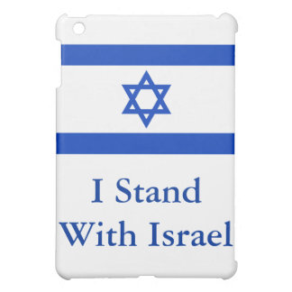 I Stand With Israel Cover For The iPad Mini