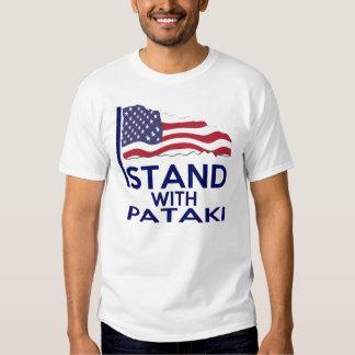 I STAND WITH PATAKI TSHIRTS