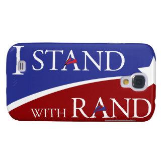 I Stand With Rand HTC Vivid / Raider 4G Case