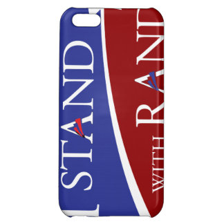 I Stand With Rand iPhone 5C Covers