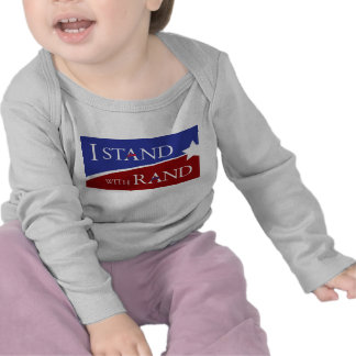 I Stand With Rand T Shirt