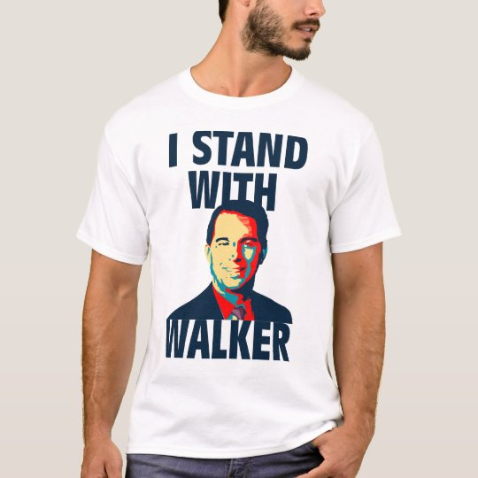 I Stand With Walker T-Shirt