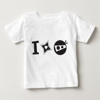 I Star Ninja Baby Tee