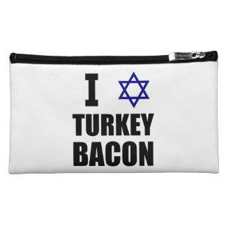 I Star Turkey Bacon Cosmetic Bag