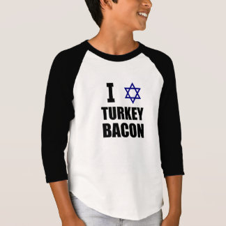 I Star Turkey Bacon T-Shirt