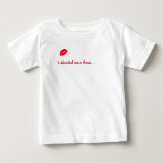 I started as a kiss T-Shirt