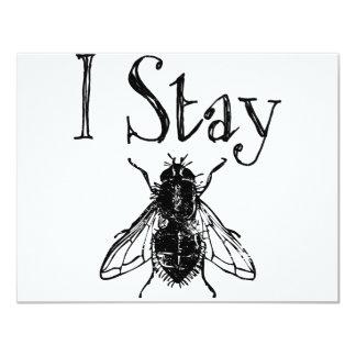 I Stay Fly Card