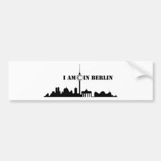 i sticker a copyright en Berlin Pegatina Para Auto