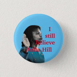 I still believe Anita Hill Button