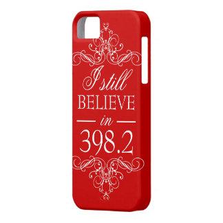 I Still Believe in 398.2 Fairytale Library Nerd iPhone 5 Case