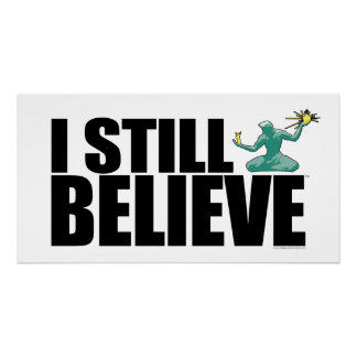 I STILL BELIEVE IN DETROIT POSTER