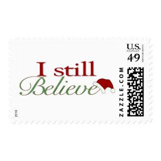 I Still Believe (In Santa) Postage