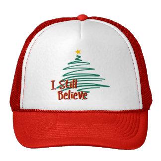 I Still Believe - Tree Mesh Hat