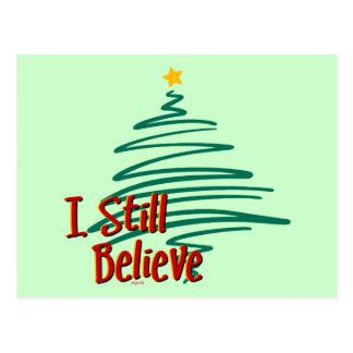 I Still Believe - Tree Post Cards