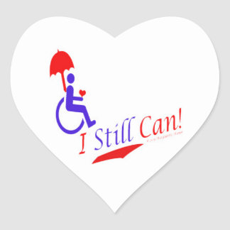 I Still Can!, Heart Sticker