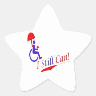I Still Can!, star sticker