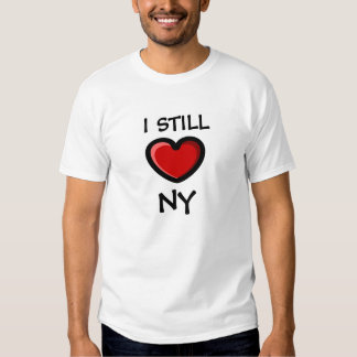 I STILL HEART NEW YORK T SHIRT