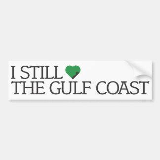 I still love the Gulf Coast Bumper Stickers