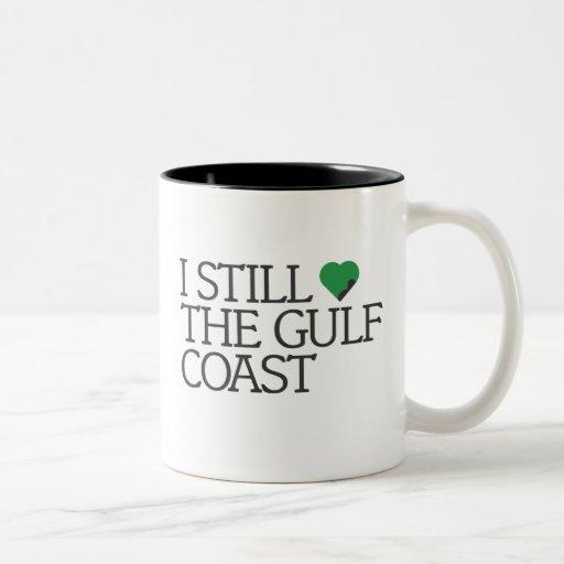 I still love the Gulf Coast Two-Tone Coffee Mug
