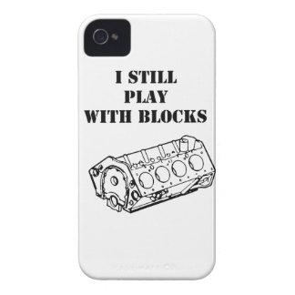 I still play with engine blocks funny  phone case