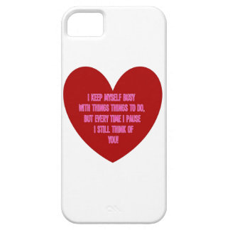 I still think of you... iPhone 5 covers