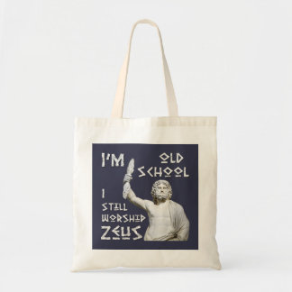 I Still Worship Zeus Tote Bag