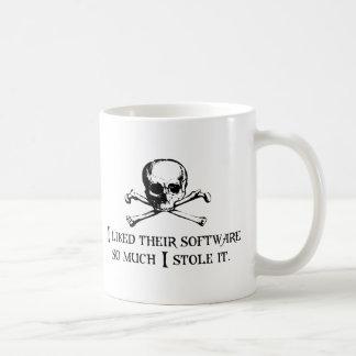 I Stole It Coffee Mug