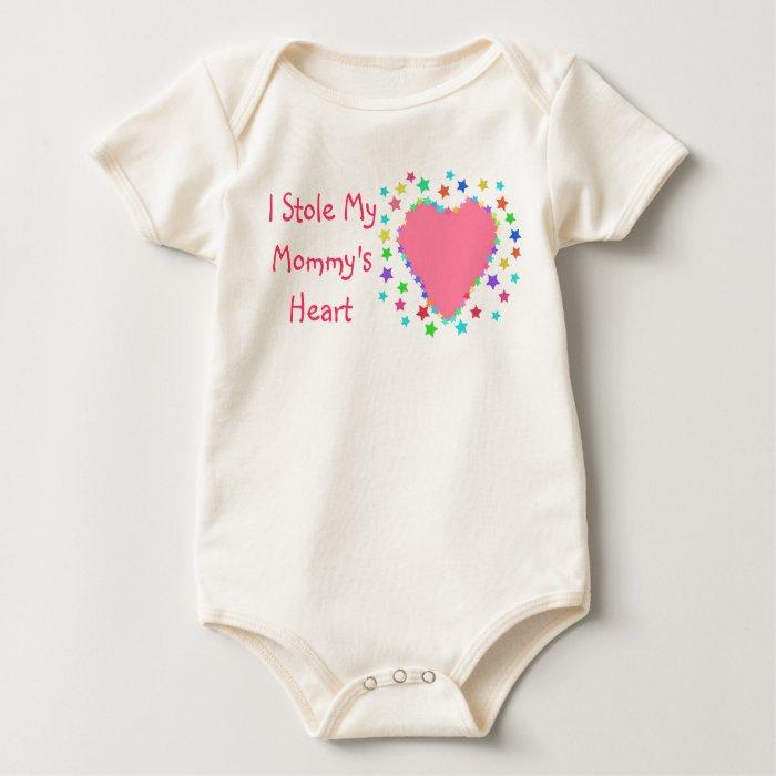 I Stole My Mommy's Heart T-Shirt