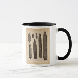 I Stone implements, California Mug