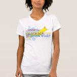 I Stop for Banana Slugs, Hiking T-shirt