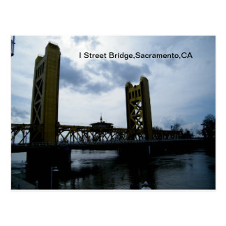 I Street Bridge Postcard
